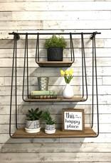 Triple Loft Shelf