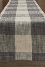 Chesney Table Runner Slate 15x72