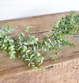 "70"" Eucalyptus Green Garland"