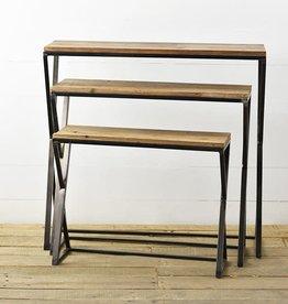 Modern Display Tables