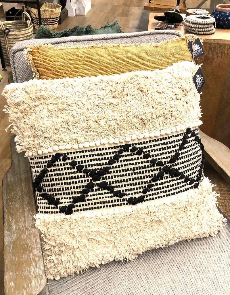 """Cotton Cushion 20""""x20"""""""
