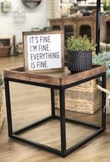 Im Fine Sign