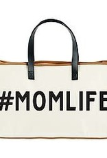 Canvas Tote-Mom Life