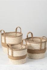 Maize Basket Striped