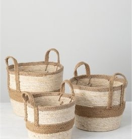 Maize Basket Striped