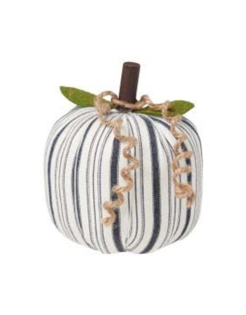 White Stripe Pumpkin