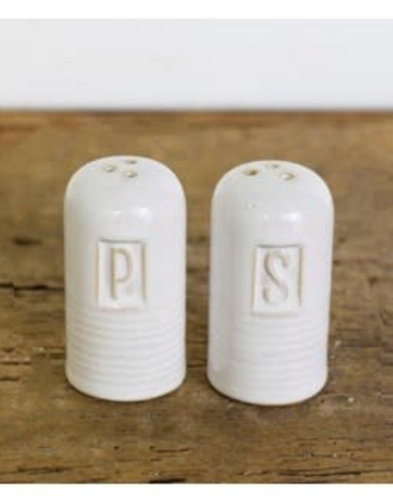 Stripe Salt and Pepper Shaker