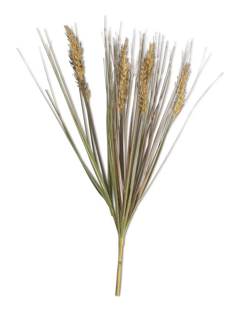 "18"" Brown Wheat Spray"