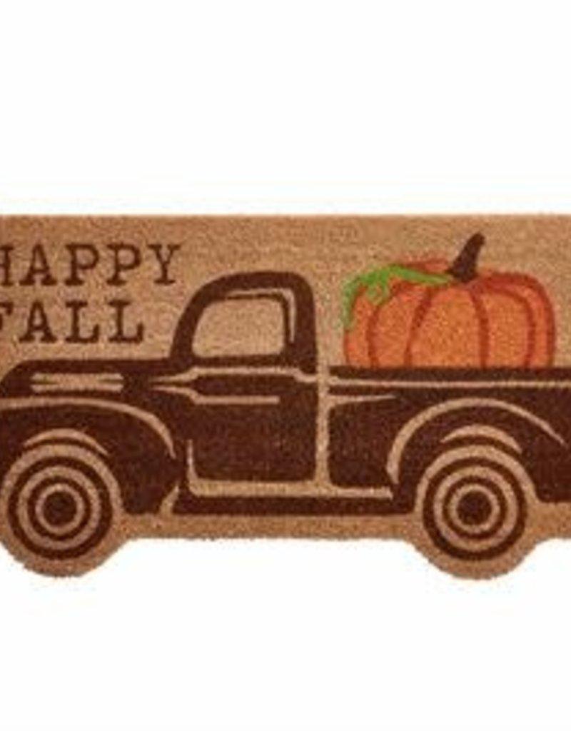 Fall Truck Door Mat
