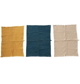 Waffle Cotton Towels