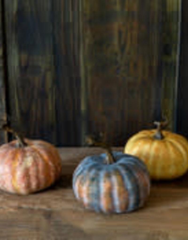Autumn Garden Pumpkins, ast. colors