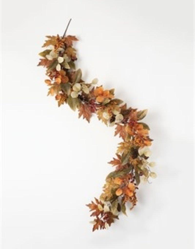 Mixed Leaf Garland