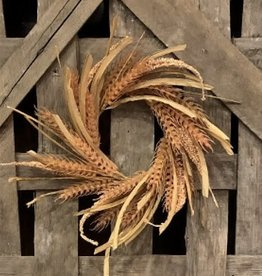 Wheat Candle Ring