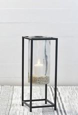 Tin Glass Windlight