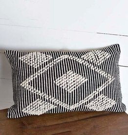 Diamond Pattern Pillow