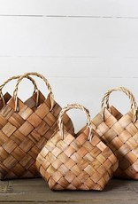 Loft Wood Basket