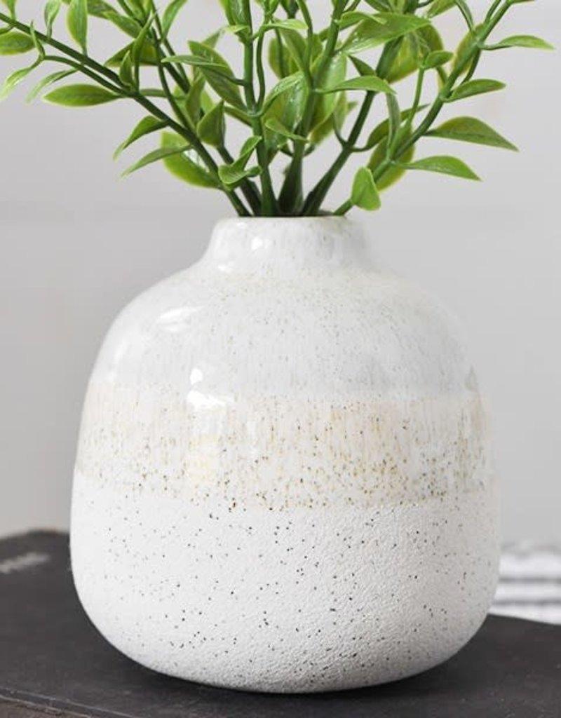 Tri-Color Vase