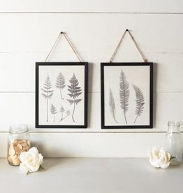 Leaf Prints, Set of 2