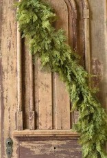 6' Sticky Cedar Garland