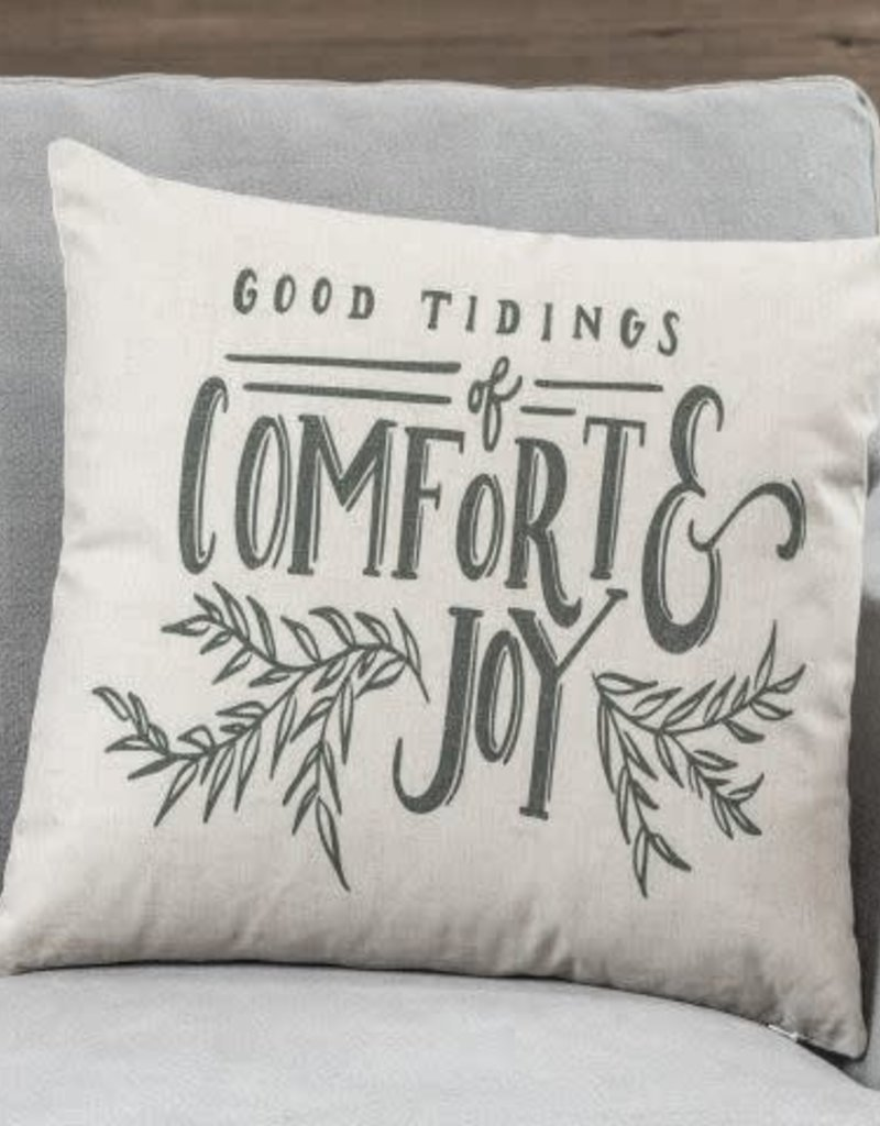 Comfort and Joy Pillow