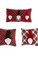 Tartan Gnome Pillow