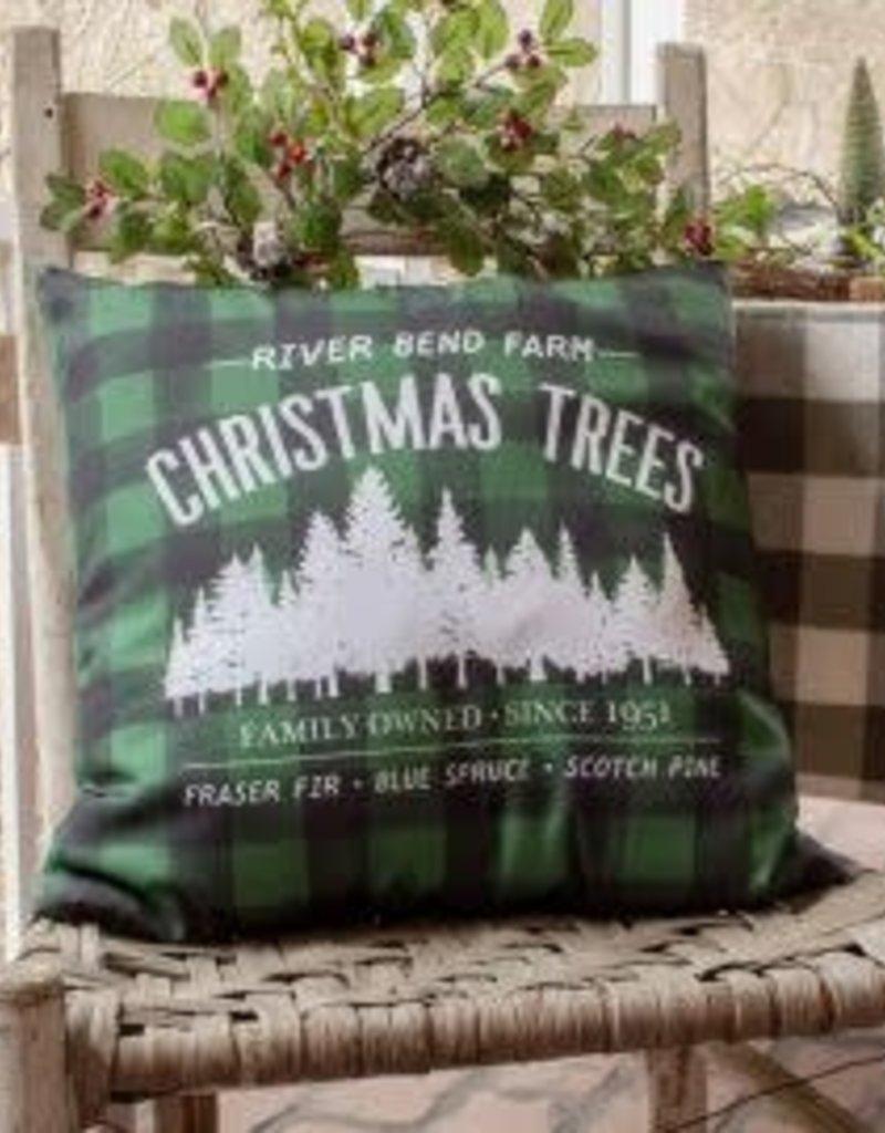 Riverbend Farm Pillow