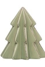 Stoneware Tree, Mint, Varies sizes
