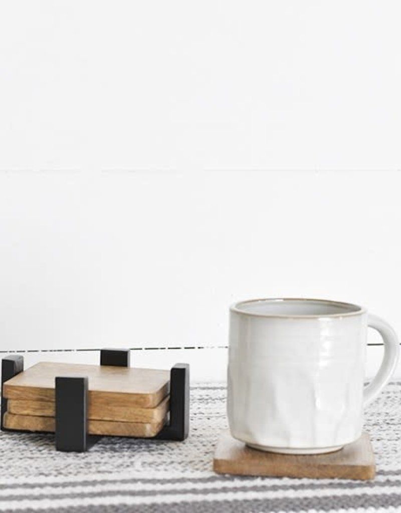 Set of 4 Coasters in Frame