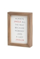 Jingle Sign