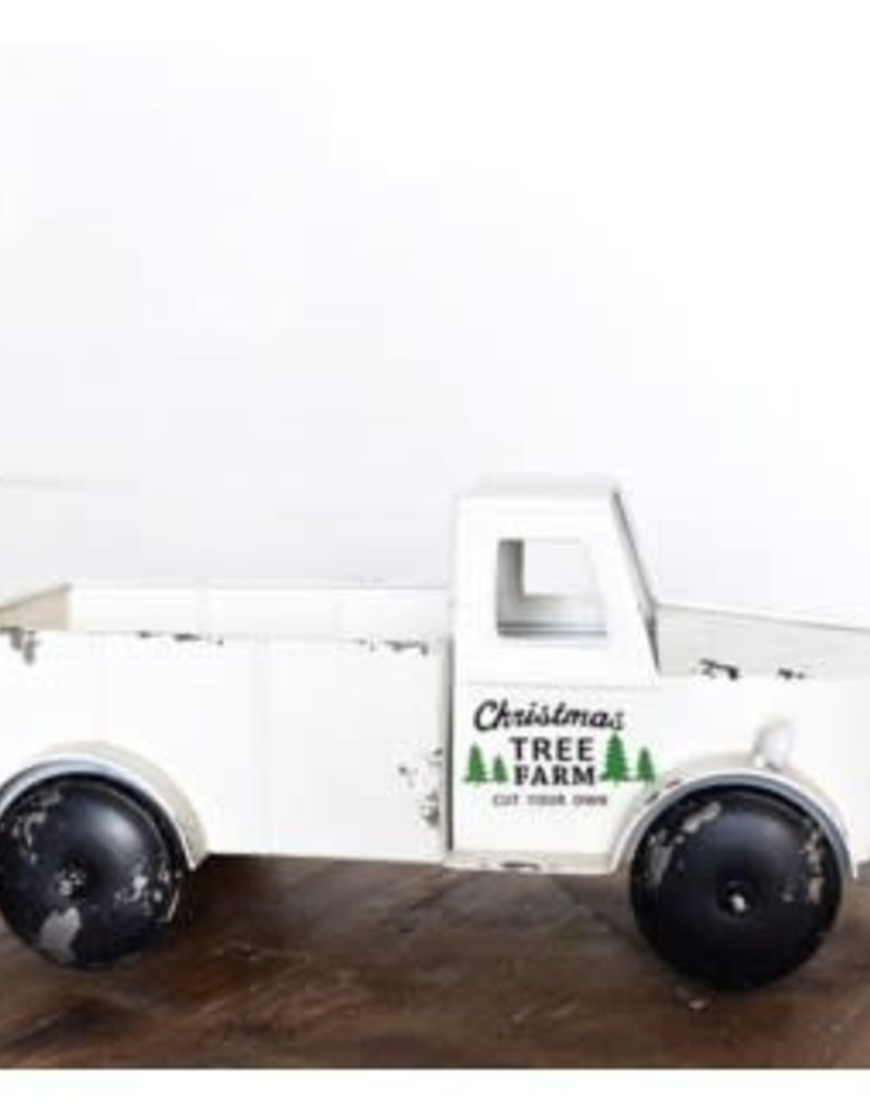Christmas Tree Farm Truck