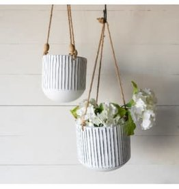 Metal, Hanging Planter