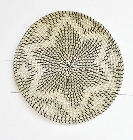 Lotus Seagrass Wall Decor
