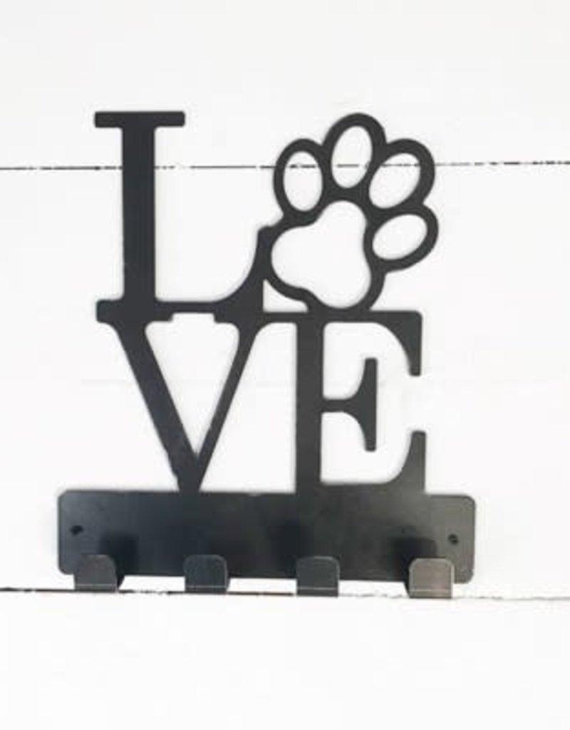 Love Wall Leash Holder