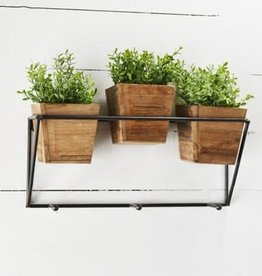 Loft Triple Wall Planter Tin