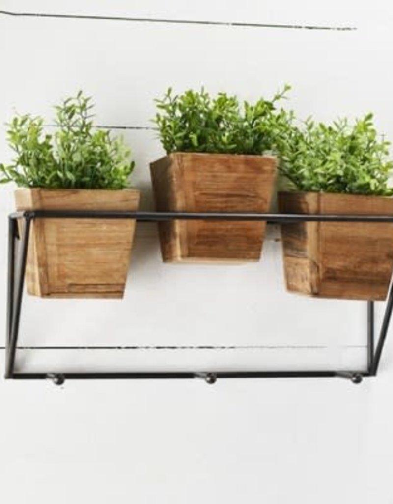 Loft Triple Wall Planter Tin