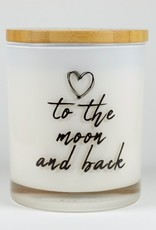 To the Moon and Back, Soy Candles