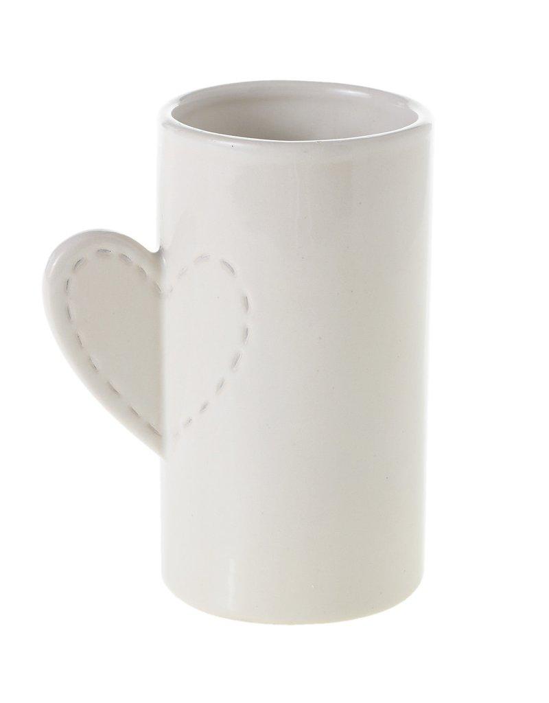 Love Stitch Vase