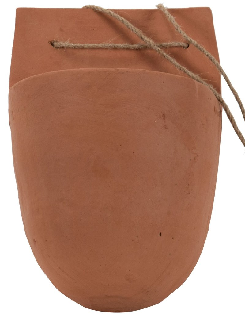 Terracotta Wall Pocket