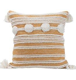 20x20 Blake Pillow, Gold