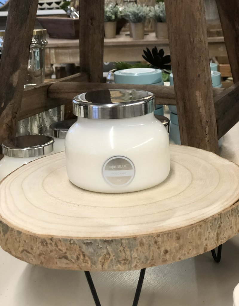 Volcano White Petite Signature Jar 8oz