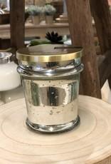 Volcano Mercury Found Glass Candle 8oz