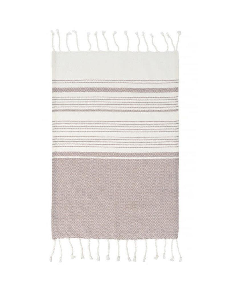 Turkish hand towel,  Purple