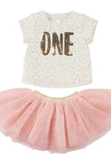 """One"" Skirt Set"