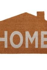 Home Shape Door Mat