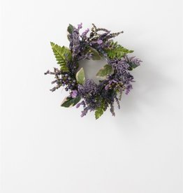 """4.5"""" Lavender Accent Ring"""