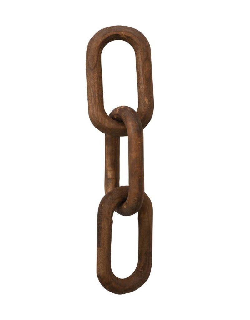 """24"""" Wood Chain"""