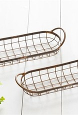 Wire Tray Copper