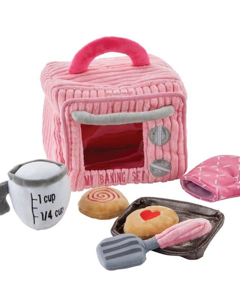 My Baking Plush Set