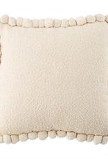 Square Pom Pillow