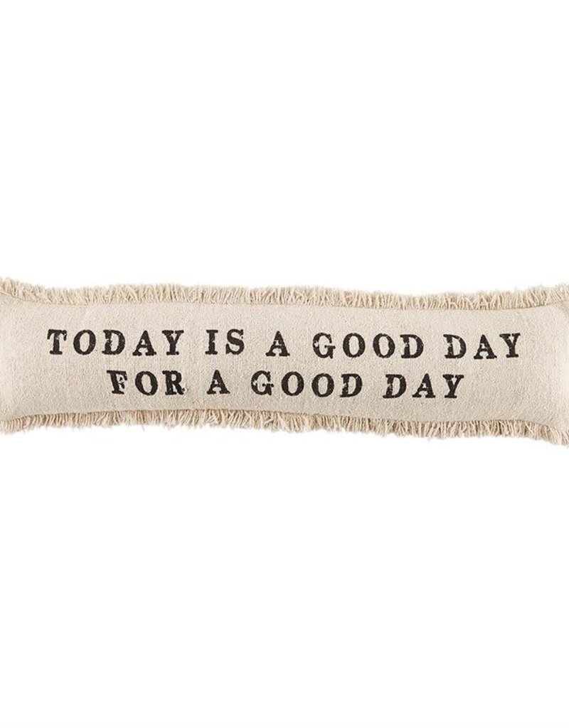 Today is a good day for a good day long pillow